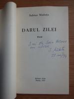 Anticariat: Sabina Maduta - Darul zilei (cu autograful autoarei)