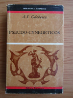 Anticariat: A. I. Odobescu - Pseudo-cynegeticos