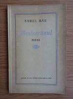 Anticariat: Aurel Rau - Mesteacanul (volum de debut)