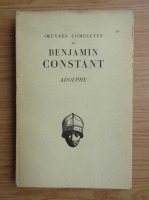 Benjamin Constant - Adolphe (1946)