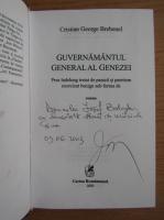 Anticariat: Cristian George Brebenel - Guvernamantul general al Genezei (cu autograful autorului)