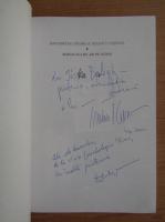 Dan Mircea Cipariu, Traian T. Cosovei - Mahalaua de azi pe maine (cu autografele autorilor)
