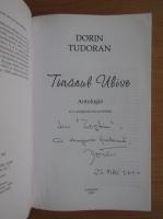Anticariat: Dorin Tudoran - Tanarul Ulise (cu autograful autorului)