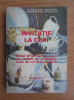 Anticariat: Liana Parjol Savulescu - Invitatie la ceai