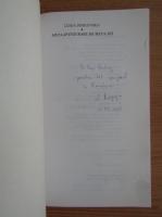 Lidija Dimkovska - Meta-spanzurare de meta-tei (cu autograful autoarei)