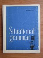 Anticariat: M. I. Dubrovin - Situational grammar (volumul 2)