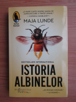 Anticariat: Maja Lunde - Istoria albinelor