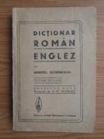 Marcel Schonkron - Dictionar roman-englez
