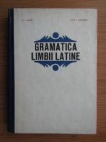 N. I. Barbu - Gramatica latina