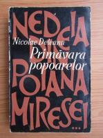 Anticariat: Nicolae Deleanu - Primavara popoarelor