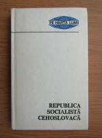 Nicolae Nicoara - Republica Socialista Cehoslovaca