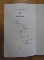 Nicolae Tone - Nicolae magnificul (cu autograful autorului)