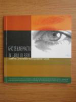 Anticariat: Ana Munteanu - Ghid de bune practici in lucrul cu elevii cu privire la prevenirea traficului de fiinte umane