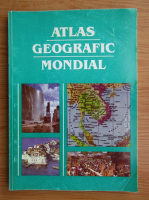 Anticariat: Atlas geografic mondial