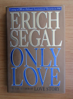 Anticariat: Erich Segal - Only love