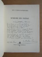 Anticariat: Ion Vaduva Poenaru - Scrisori din infinit (cu autograful autorului)