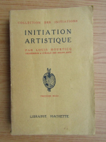 Louis Hourticq - Initiation artistique (1921)