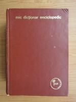 Anticariat: Mic dictionar enciclopedic