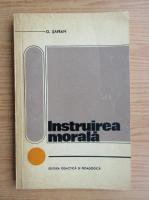O. Safran - Instruirea morala