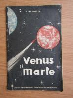 Anticariat: Victor Nadolschi - Venus si Marte
