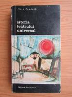 Anticariat: Vito Pandolfi - Istoria teatrului universal