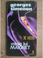 Georges Simenon - Mania lui Maigret