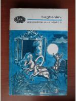 Anticariat: Ivan Sergheevici Turgheniev - Povestirile unui vanator