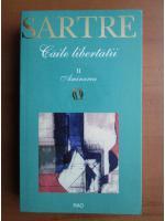 Jean Paul Sartre - Caile libertatii 2. Amanarea