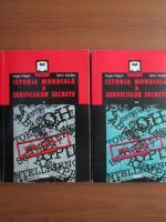 Anticariat: Roger Faligot, Remi Kauffer - Istoria mondiala a serviciilor secrete (2 volume)