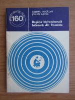 Anticariat: Artemiu Pricajan - Bogatia hidrominerala balneara din Romania