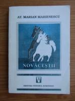 At. Marian Marinescu - Novacestii