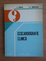 Anticariat: Caius Streian - Ecocardiografie clinica
