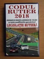 Anticariat: Codul rutier 2018. Legislatia rutiera