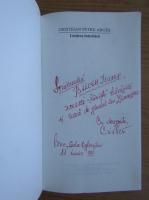 Anticariat: Cristeian Petre Arges - Linistea intrebarii (cu autograful autorului)
