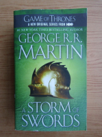 George R. R. Martin - A storm of swords