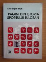Anticariat: Gheorghe Stan - Pagini din istoria sportului tulcean