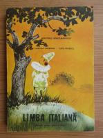 Anticariat: Haritina Gherman - Limba italiana. Manual pentru clasa a IV-a (1994)