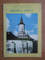 Ion I. Solcanu - Biserica Solca