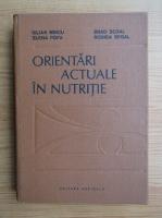 Iulian Mincu - Orientari actuale in nutritie