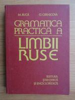 M. Buca - Gramatica practica a limbii ruse
