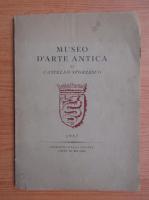 Anticariat: Museo d'arte antica al Castello Sforzesco