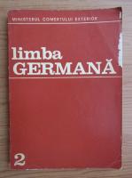 Anticariat: Popescu Lucia - Limba germana (volumul 2)