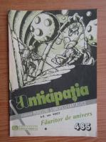 Anticariat: Revista Anticipatia, nr. 485, 1991 (volumul 1)