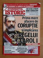 Anticariat: Revista Evenimentul Istoric, nr. 7, 24 august-20 septembrie 2018