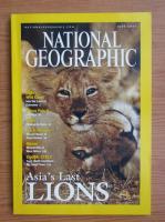 Anticariat: Revista National Geographic, iunie 2001