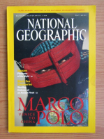 Revista National Geographic, mai 2001