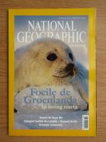 Revista National Geographic, martie, 2004