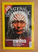 Revista National Geographic, martie, 2005