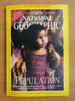 Revista National Geographic, nr. 4, octombrie 1998