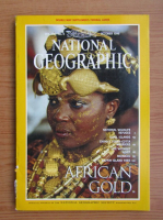 Revista National Geographic, vol. 190, nr. 4, octombrie 1996